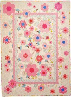 MagensFlowerGarden by Linda at Piece O' Cake. http://pieceocake.typepad.com/piece-o-cake-blog/2012/08/magens-flower-garden.html