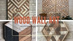 Beautiful Wood Wall Art is a part of our furniture design inspiration series. Furniture Inspiration series is a weekly showcase of incredible designs