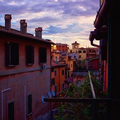 Our beautiful Trastevere!