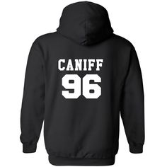 Taylor Caniff 96 Hooded Sweatshirt