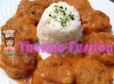 FILETES RUSOS EN SALSA FUSSIONCOOK ← thermo fussion cook
