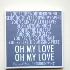 Northern wind, city and colour <3