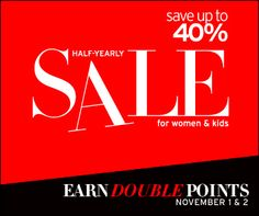 Half-Yearly Sale
