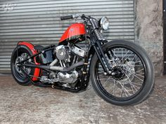 Harley-Davidson Custom Sportster #knfilters
