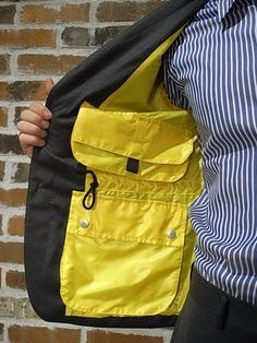 Pocket #1- Expandable Pocket