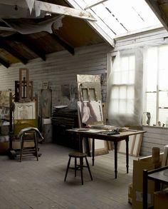 studio / photo by Paul Massey