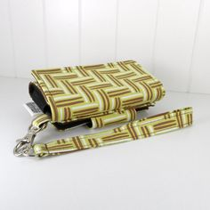 The Errand Runner Cell Phone Wallet  Wristlet  by kerriannshop, $32.00