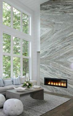 Modern Fireplace, Contemporary, Rugs, Home Decor, Farmhouse Rugs, Fireplace Modern, Modern Fireplaces, Interior Design, Home Interior Design