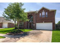 Find this home on Realtor.com!! HUGE backyard with pool and gazebo. 4 beds, 2.5 baths. In Fairfield community of Cypress, TX!!