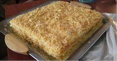 """Обязательно попробуйте приготовить торт """"Наполеон"""" домашний с заварным кремом."""