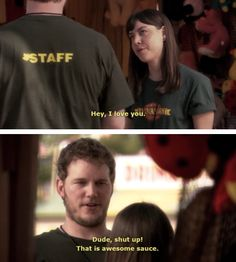 April and Andy - Parks and Rec