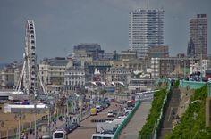 https://flic.kr/p/o1LUV9 | Brighton Views | Looking towards the Brighton Wheel, Sealife  Centre and city centre.