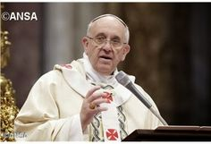 Pope Francis: Epiphany homily 2015