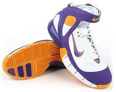 3a3cc1c2cdf3 Nike Air Zoom Huarache 2K5 Basketball Shoes Kobe