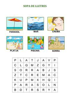 Alter, School, Literacy Activities, Educational Crafts, Hidden Objects, Text Types, Words, Schools