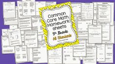 1000+ images about Fifth Grade Printables! on Pinterest ...