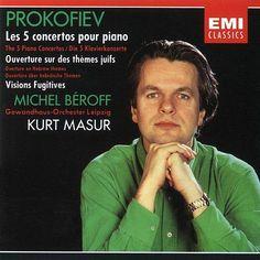 """Del álbum """"Prokofiev: Piano Concertos, etc"""" por Michel Beroff en Napster"""