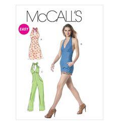 Misses' Dress, Romper and Jumpsuit