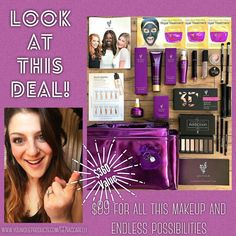 Spring 2017 Younique Presenter\'s Kit (Limited Time)