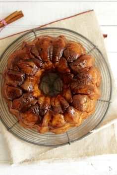 Monkey bread - Food and cook