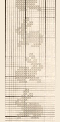 Simple Cross Stitch, Cross Stitch Borders, Cross Stitch Baby, Cross Stitch Samplers, Cross Stitch Flowers, Counted Cross Stitch Patterns, Cross Stitch Charts, Cross Stitch Designs, Cross Stitching