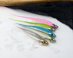 Bucktail Baitfish - Fly tying instructions