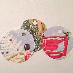 4 Ways to Repurpose Old Christmas Cards