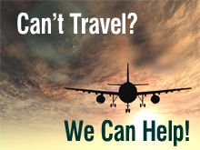 Ask us about our Remote Treatment Program if you are unable to travel to us.