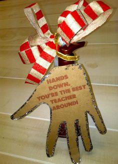 Teacher Gifts/Appreciation on Pinterest | Teacher Gifts ...