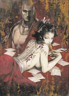 Art by Ayami Kojima