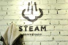 Raiul cafelei are doar 12mp: Steam Coffee Shop- Inspiratie in amenajarea casei - www.povesteacasei.ro