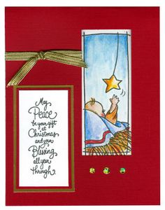 Reach for the Star #Card #Christmas #holiday #MichaelsStores