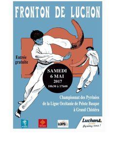 ona_pilota Championnat des Pyrénées de la Ligue Occitanie de Pelote Basque à Grand Chistera ce Lundi 8 Mai au fronton de Luchon !!! #chistera #luchon #championnat #pelote #basque #chose #à #faire #lundi #prochain #gratuit