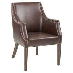 Sunpan Calabria Club Chair