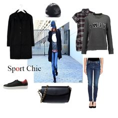 Look Sport Chic