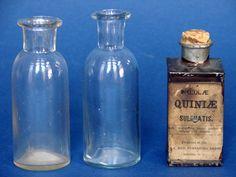 Civil War medical supplies.