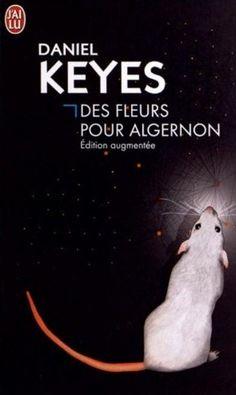 ♥ Pinterest : Mutine Lolita ♥ Couverture Des fleurs pour Algernon #roman