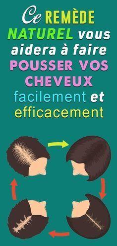 Qu'elle soit progressive ou même brutale, personne n'aime la chute des cheveux. Cependant, quand elle survient, il existe une panoplie de produits et de traitements qui promettent une croissance rapide des cheveux. Sauf que certains d'entre eux sont couteux et parfois inefficaces. Pour cette raison, nous vous proposons un remède naturel qui vous sera très utile. #pousse_cheveux #chute_cheveux #follicules_pileux Hair Loss Causes, Homemade Beauty Products, How To Lose Weight Fast, Helpful Hints, Hair Cuts, Hair Beauty, Sauf, Simple, Caftans