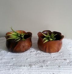 Hey, I found this really awesome Etsy listing at https://www.etsy.com/listing/218590379/set-of-two-vintage-monkey-pod-wooden