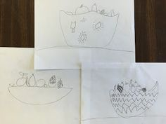 Elements of the Art Room: 2nd grade Paul Cezanne inspired Fruit bowls Fruit Art Kids, Fruit Bowls, Paul Cezanne, French Artists, Paper Shopping Bag, Inspired, Artwork, Projects, Room