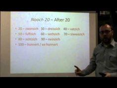 PA Dutch 101: Video 5 - Numbers.m4v