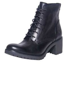 #FashionVault #Timberland #Women #Footwear - Check this : TIMBERLAND WOMENS Black Footwear / Boots 6 for $66 USD
