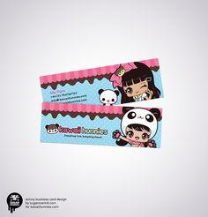 skinny_business_card_design_for_kawaii-hunnies_by_sugaroverkill