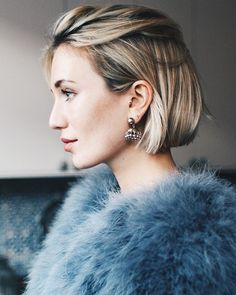 """Josefin Dahlberg på Instagram: """"Yes, short hair and do care! ⚡️✨ Do u like It?✨ More pictures on my blog! Thanks @hallsthlm ✨ #korthårklubben"""""""