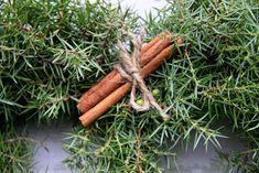 Suvikumpu: HAVUSYDÄN JA -KRANSSI - ohje Diy Wreath, Cinnamon Sticks, Carrots, Christmas Wreaths, Spices, Vegetables, Food, Crown Flower, Spice