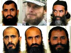 Released-Taliban-and-Bergdahl