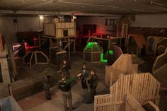 Image detail for -SITE REVIEW: Arena Airsoft, Grimsby. Over-16′s night. | indieairsoft ...