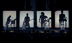 Nine Inch Nails single rumor a hoax, publishing company says Nine Inch Nails Live, Rob Sheridan, Concert Stage Design, Concert Lights, Black Rebel Motorcycle Club, Gary Numan, Best Club, Brooklyn New York, Light And Space