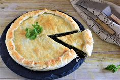 Erbazzone Reggiano - scarpazzon Reggio, Pie, Desserts, Food, Torte, Tailgate Desserts, Cake, Deserts, Fruit Cakes