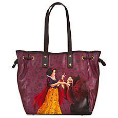 Snow White and Hag Handbag - Disney Fairytale Designer Collection